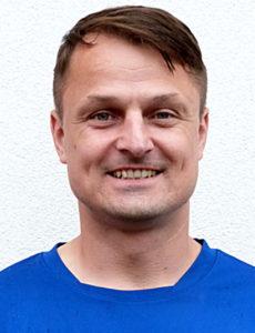 Trenér Jindřich Pustka
