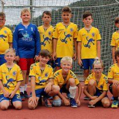 Na turnaji v Libčicích obsadili mladší žáci druhé místo