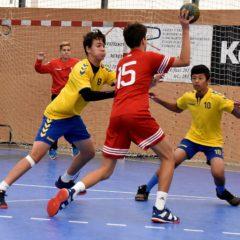 Třetí a čtvrtý zápas Středočeské ligy starších žáků – dvě výhry