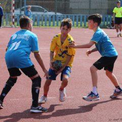 První kolo Středočeské ligy mladších žáků, osmdesát vstřelených gólů