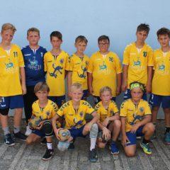 19. září 2020 – mistrovský turnaj mladších žáků vKostelci nad Labem (soutěž SKSH 2020/21)