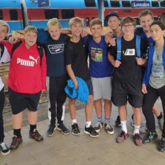 Lovosice 2020 – starší žáci: 7. místo, mladší žáci: 13. místo, minižáci: 11. místo