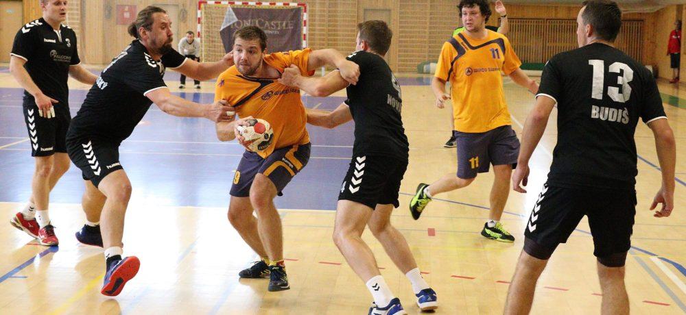 Sportovci v izolaci, návrat do dubna 2020 – Martin Felis hraje házenou a fotbal za zručskou Jiskru