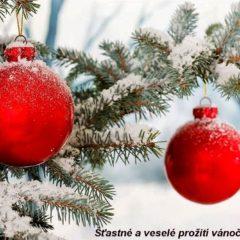 Vánoční přání 2020