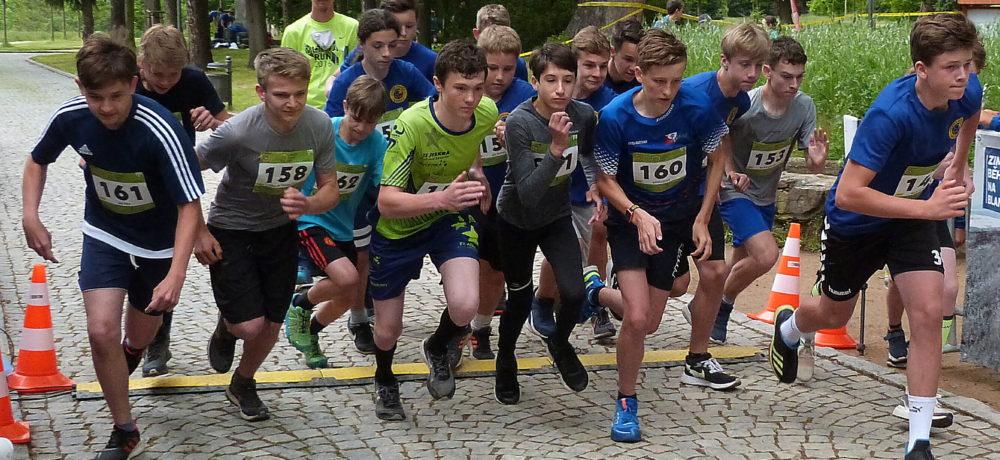 Zručský májový běh 2021, 7. ročník, opět s mladými házenkáři Jiskry