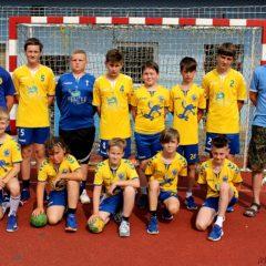 Mladší žáci Jiskry obsadili na domácím turnaji první místo