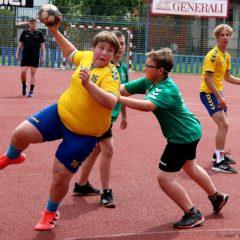 Starší žáci Jiskry obsadili na turnaji druhé místo