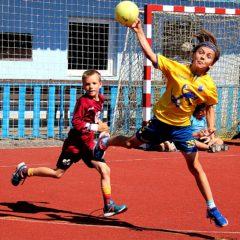Turnaj přípravky házené v Kutné Hoře v neděli 3. října 2021