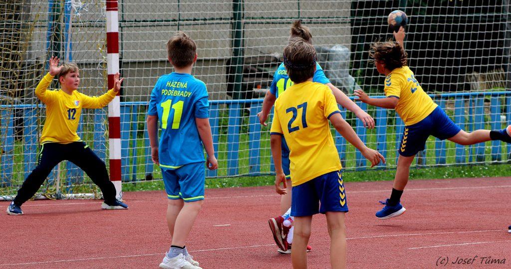 19. června 2021 – turnaj mini 4 + 1 ve Zruči nad Sázavou