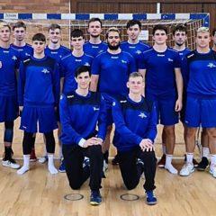 Aleš Dolejší, odchovanec Jiskry, v přípravě na EHF Championship hráčů do 19 let v Bulharsku