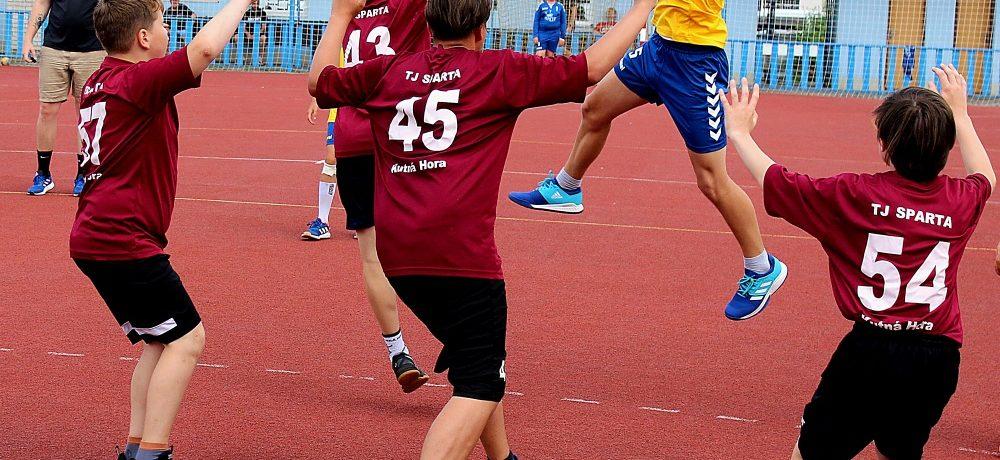 Mladší žáci Jiskry skončili na turnaji stříbrní, vyhrála Ledeč nad Sázavou