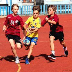 Oddíl házené Jiskry Zruč nad Sázavou přihlásil do soutěží tři mládežnické týmy