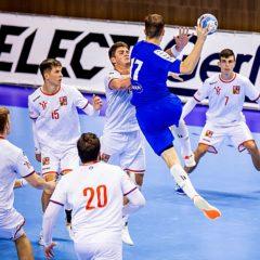 Češi skončili na EHF Championship hráčů do 19 let třetí, nedosáhli tak na postup do A skupiny evropských týmů