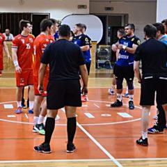 Čeští juniorští házenkáři gradují přípravu na EHF Championship do Bulharska