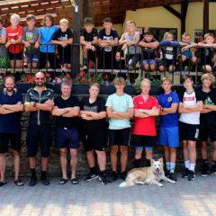 Sportovní tábor mládežnických družstev Jiskry ve Zbraslavicích se líbil