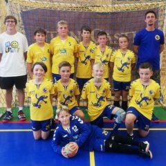 Mladší žáci Jiskry v domácím turnaji čtyřikrát vyhráli